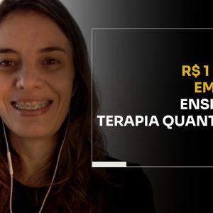 R$1 MILHÃO EM UM DIA ENSINANDO TERAPIA QUANTIÔNICA ONLINE | ERICO ROCHA