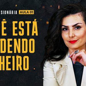 IMERSÃO VISIONÁRIA #1 Como PARAR DE PERDER DINHEIRO e APROVEITAR AS OPORTUNIDADES HOJE