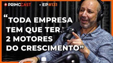 FAÇA ISSO PARA SUA EMPRESA CRESCER (Estratégia Netflix de gestão) | PrimoCast 131