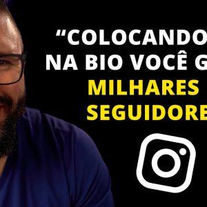 BIOGRAFIA PARA INSTAGRAM - O que fazer para ganhar milhares de seguidores com a BIO do Instagram