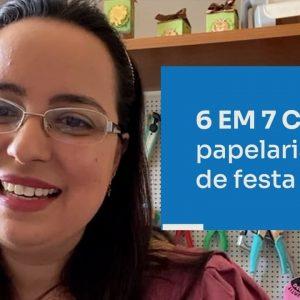 6 EM 7 COM PAPELARIA DE FESTA | ERICO ROCHA