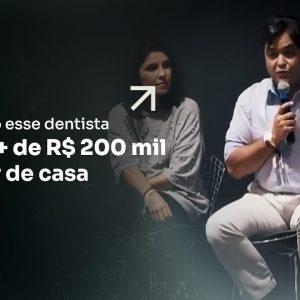 SAIBA COMO ESSE DENTISTA FATUROU + DE R$200 MIL SEM SAIR DE CASA | ERICO ROCHA