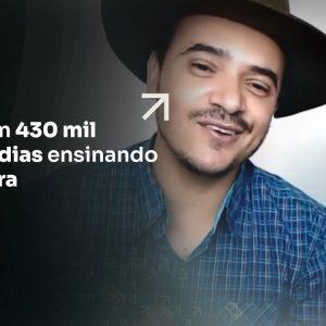 ELES FIZERAM R$430 MIL EM 7 DIAS ENSINANDO VIOLA CAIPIRA | ERICO ROCHA