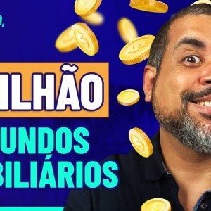 Comprei 1 MILHÃO DE REAIS em FUNDOS IMOBILIÁRIOS 2021! Como GANHAR DINHEIRO com Renda Variável?