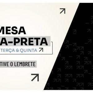 MESA FAIXA-PRETA | PODCAST C/ HUGO ROCHA | EP #03