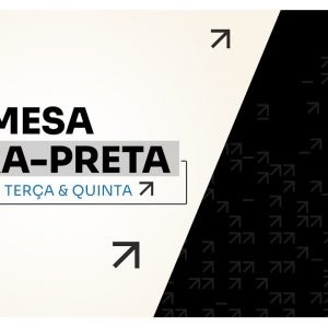 MESA FAIXA-PRETA | PODCAST C/ HUGO ROCHA | EPI #01