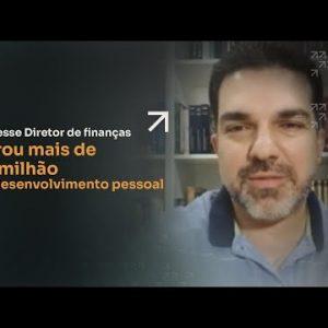 COMO ESSE DIRETOR DE FINANÇAS FATUROU MAIS DE R$1 MILHÃO COM DESENVOLVIMENTO PESSOAL | ERICO ROCHA