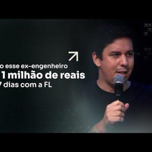 COMO ESSE EX-ENGENHEIRO FEZ 1 MILHÃO DE REAIS EM 7 DIAS COM A FL | ERICO ROCHA