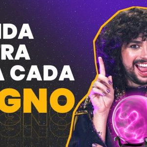 A RENDA EXTRA DE CADA SIGNO: Como GANHAR DINHEIRO com a ajuda dos ASTROS! Feat Vítor diCastro!