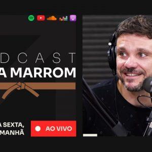 6 EM 7 NO NICHO DE SORVETERIA  C/ MARCIA GARBIN  | PODCAST FAIXA MARROM