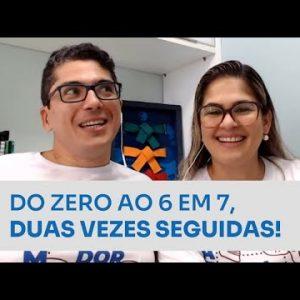 DO ZERO AO 6 EM 7, DUAS VEZES SEGUIDAS! | ERICO ROCHA