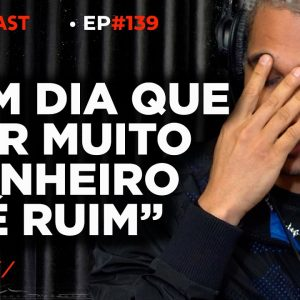 EL GATO FALA DOS PROBLEMAS DE FICAR RICO MUITO RÁPIDO | PRIMOCAST 139