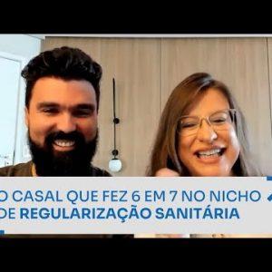 O CASAL QUE FEZ 6 EM 7 NO NICHO DE REGULARIZAÇÃO SANITÁRIA | ERICO ROCHA