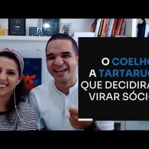 O COELHO E A TARTARUGA QUE DECIDIRAM VIRAR SÓCIOS | ERICO ROCHA