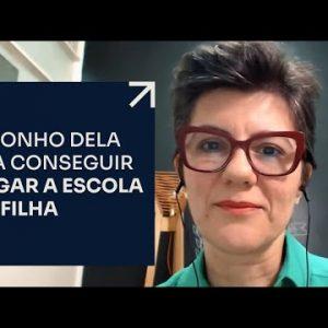 O SONHO DELA ERA CONSEGUIR PAGAR A ESCOLA DA FILHA | ERICO ROCHA