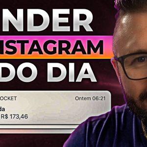 COMO VENDER NO INSTAGRAM, venda todo dia no instagram com esse novo método