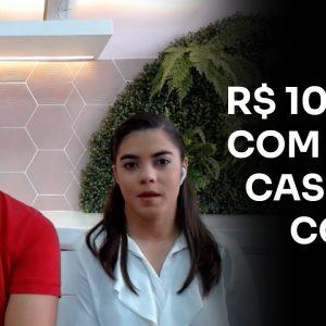R$ 100 MIL COM BOLO CASEIRO? COMO? | ERICO ROCHA