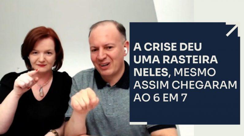 A CRISE DEU UMA RASTEIRA NELES, MESMO ASSIM CHEGARAM AO 6 EM 7 | ERICO ROCHA