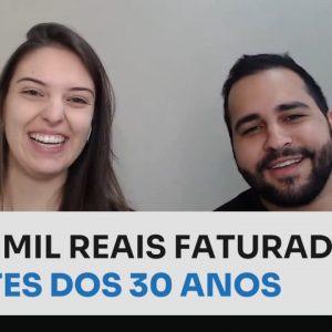 204 MIL REAIS FATURADOS ANTES DOS 30 ANOS | ERICO ROCHA