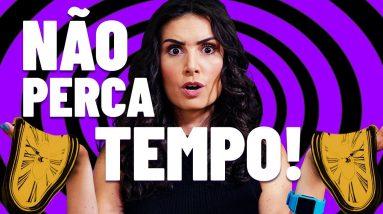 A RODA DO TEMPO: Minha técnica PRA VIVER MELHOR as 24 horas do dia!
