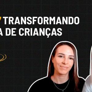 R$ 111 MIL NO NICHO DE CROCHÊ C/ NATHI LACERDA E CARINE CAVALCANTI | PODCAST FAIXA MARROM #195