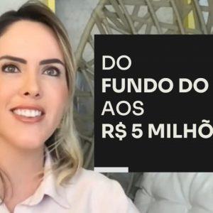 DO FUNDO DO POÇO AOS R$ 5 MILHÕES | ERICO ROCHA