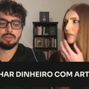GANHAR DINHEIRO COM ARTE?? | ERICO ROCHA