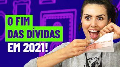 O FIM DAS DÍVIDAS PÓS PANDEMIA! 5 dicas pra limpar seu nome EM 2021!